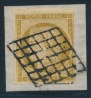 N°1, 4x4, 5, 6 - Défts De Marges - Présentables - 1849-1850 Ceres