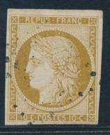 N°1 - TB - 1849-1850 Ceres