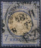 Stamp Germany 1872 Used Lot11 - Oblitérés