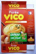 Rare Emballage BOITE VICO MARSUPILAMI BATEM - Advertisement