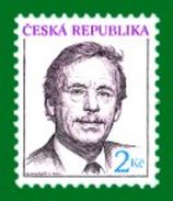 ** 3 Czech Republic Vaclav Havel 1993 - Tchéquie