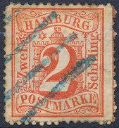 Stamp German States  Hamburg Used Lot3 - Hamburg