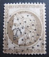 LOT R1510/80 - CERES N°56 - ANCRE NOIRE - Cote : 45,00 € - 1871-1875 Ceres