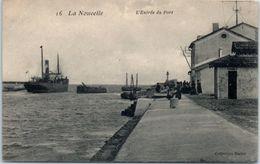 11 - La NOUVELLE -- Entrée Du Port - Port La Nouvelle