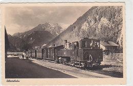 Zillertalbahn         (A-48-150114) - Gares - Avec Trains