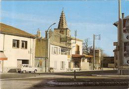 CP Senas En Provence Le Carrefour 13 Bouches Du Rhône - Francia