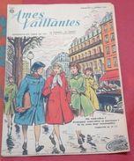 Âmes Vaillantes N° 2 11 Janvier 1959 - Magazines Et Périodiques