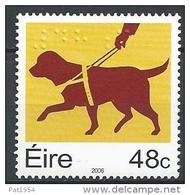 Irlande 2006 N°1716  Neufs **  Chiens D´aveugles - 1949-... Republic Of Ireland