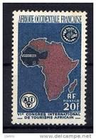 A.O.F.  - N° 64** - 6è CONGRES INTERNATIONAL DU TOURISME AFRICAIN - A.O.F. (1934-1959)