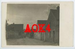 02 Aisne VORGES Occupation Allemande Nordfrankreich 1917 1918 Laon Bruyeres Et Montberault Presles Et Thierny - France