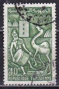 Tunisia, 1959 - 40m Festival At Kairouan - Nr.354 Usato° - Tunisia (1956-...)