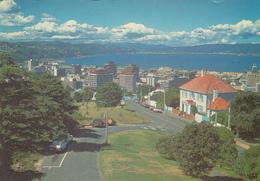 NEW ZEALAND - Wellington - View Of The City And Harbour Towars Hutt Valley - Nueva Zelanda