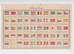 Drapeaux - Cartes Postales