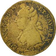 France, Jeton, Louis XVI, B+, Laiton, Feuardent:13419 - France