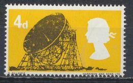 °°° UK ENGLAND - Y&T N°449 - 1966 °°° - 1952-.... (Elisabetta II)
