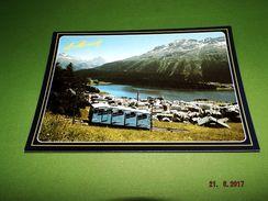 Ansichtskarte--Nr.-21-6-33--St. Moritz-Dorf-ungelaufen - Schweiz
