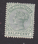 Trinidad, Scott #68, Mint Hinged, Victoria, Issued 1883 - Trinidad & Tobago (...-1961)