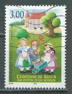 France YT N°3253 Comtesse De Ségur Oblitéré ° - Gebraucht