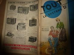 1950 TLSD : Faire --> Véritable Petite Auto;Détecteur De Magnétisme;Cadre Anti-parasite;Rodage,décalaminer Soupapes;etc - Bricolage / Technique