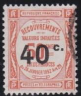 France     .    Yvert      .      Taxe    50           .     O      .         Oblitéré - Postage Due
