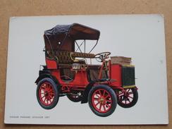 DAIMLER PANHARD LEVASSOR 1897 () Anno 19?? ( Zie Foto Voor Details ) !! - Cartes Postales