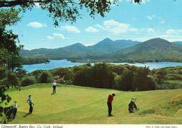 Irlande Glengariff Bantry Bay Animée Golf Parcours De Golf Fairway Green - Irlande