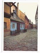 Praga 1999,  - Zlata Ulička - Vicolo D'Oro. - Repubblica Ceca