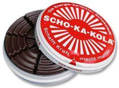 Chocolate Ejército Aleman Scho-Ka-Kola. Alemania. 2ª Guerra Mundial. 1939-1945. Réplica - Militares