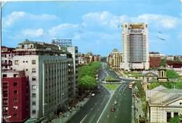 ROMANIA   BUCURESTI  Intercontinental Hotel - Romania