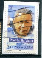 France 2000 - YT 3345 (o) Sur Fragment - Oblitérés