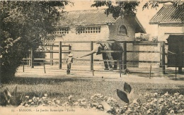 COCHINCHINE   SAIGON LE JARDIN BOTANIQUE  TOBBY - Vietnam