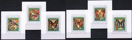 Comores 1989, Scout, Butterflies, Birds, 6BF - Mariposas