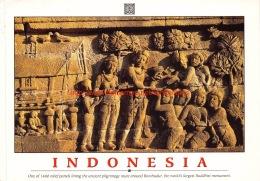 Pilgrimage Route - Borobudur - Indonesia - Indonesia
