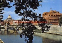 Ponte E Castel S Angelo - Vatican - Vatican