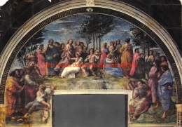 Stanze Di Raffaello - Vatican - Vatican