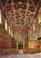 Capella Sistina - Michelangelo - Citta Del Vaticano - Vatican - Vatican