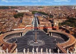 Piazza San Pietro - Vatican - Vatican