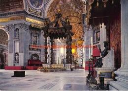Basilica Di S. Pietro - Bernini - Vatican - Vatican
