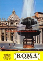 Fontana Di Piazza S. Pietro - Bernini - Vatican - Vatican