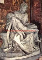 La Pieta - Michelangelo - Vatican - Vatican
