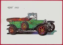 CPM Ancêtre Automobile - FIAT 1912 * Auto Voiture Ancienne De Collection Car - Ansichtskarten