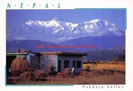 Pokhara Valley - Nepal - Népal