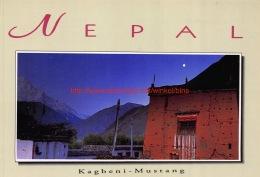 Kgbeni-Mustang - Nepal - Népal