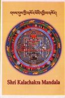 Shri Kalachakra Sand Mandala - Nepal - Népal