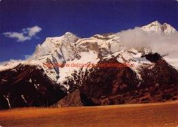 Mount Kwangde - Nepal - Népal