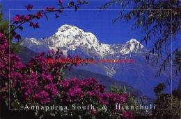 Annapurna South & Hiunchuli - Nepal - Népal