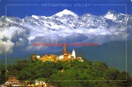 Kathmandu Valley - Nepal - Népal