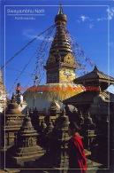 Swayambhunath - Nepal - Népal