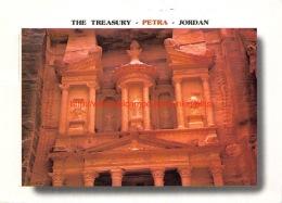 The Treasury - Petra - Jordan - Jordanie