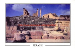 Jerash - Jordan - Jordanie
